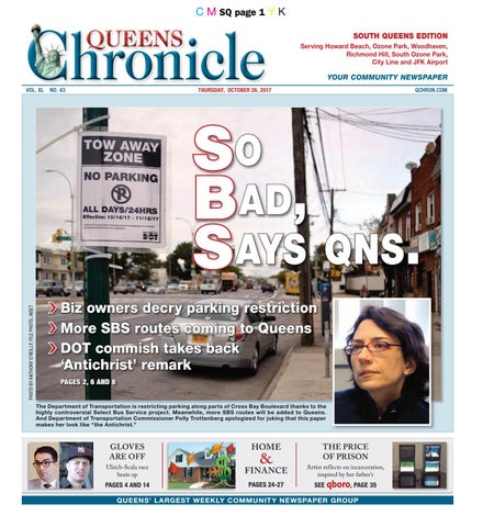 queens chronicle south edition 10 26 17 by queens chronicle issuu