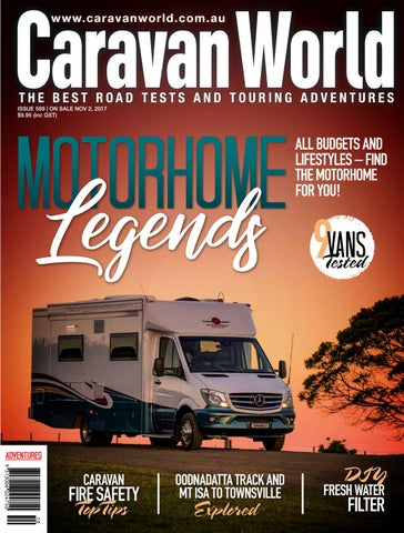 b692a2ae38 Caravan world edition 566 by Adventures Group - issuu