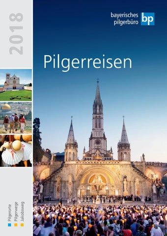 Bayerisches Pilgerbüro – Pilgerreisen 2018 by aimcom