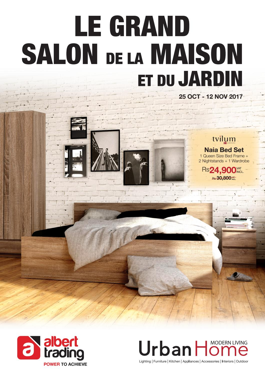 ALBERT TRADING and URBAN HOME by Urban Home - issuu