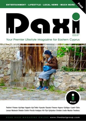 Read Daxi | Daxi Magazine Your Premier Lifestyle Magazine
