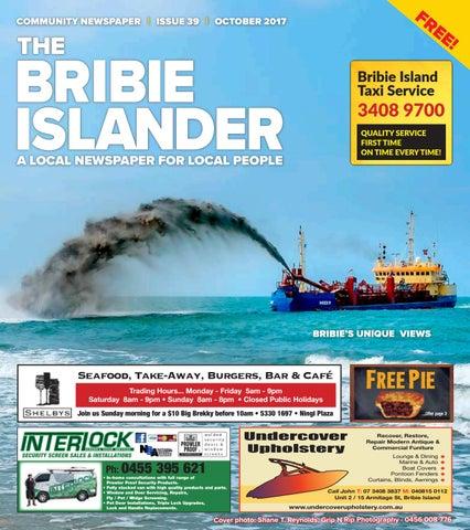 The Bribie Islander October November 2017 Issue 39 By