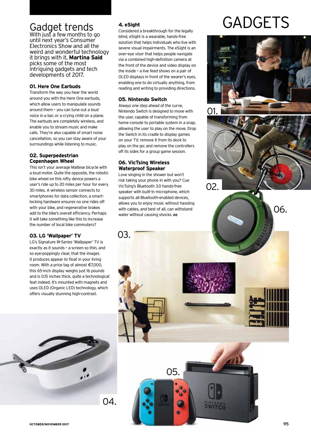 The Commercial Courier October/November 2017