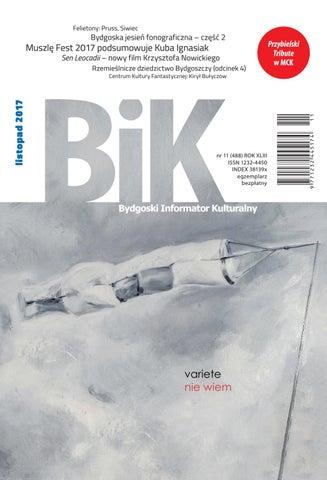 Bik 112017 By Miejskie Centrum Kultury W Bydgoszczy Issuu