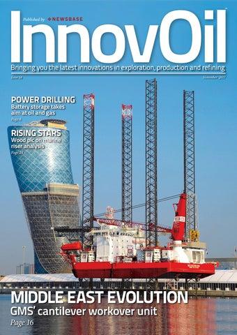 InnovOil Issue 58, November 2017 by NewsBase Ltd  - issuu