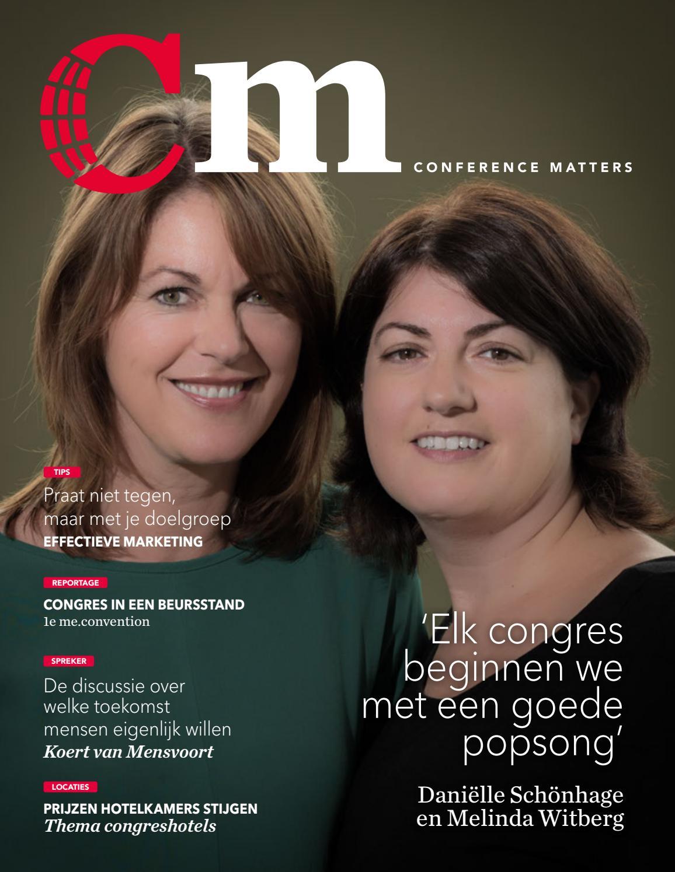 d9531d1e9300fb Conference Matters - najaar 2017 by Het_Portaal_Uitgevers - issuu
