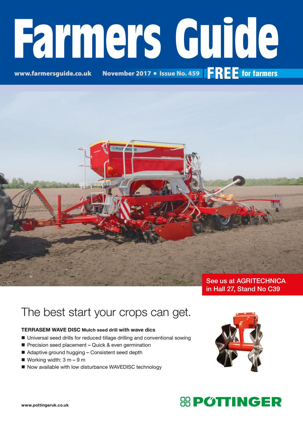 b870c807eb5c3d Farmers Guide November 2017 by Farmers Guide - issuu