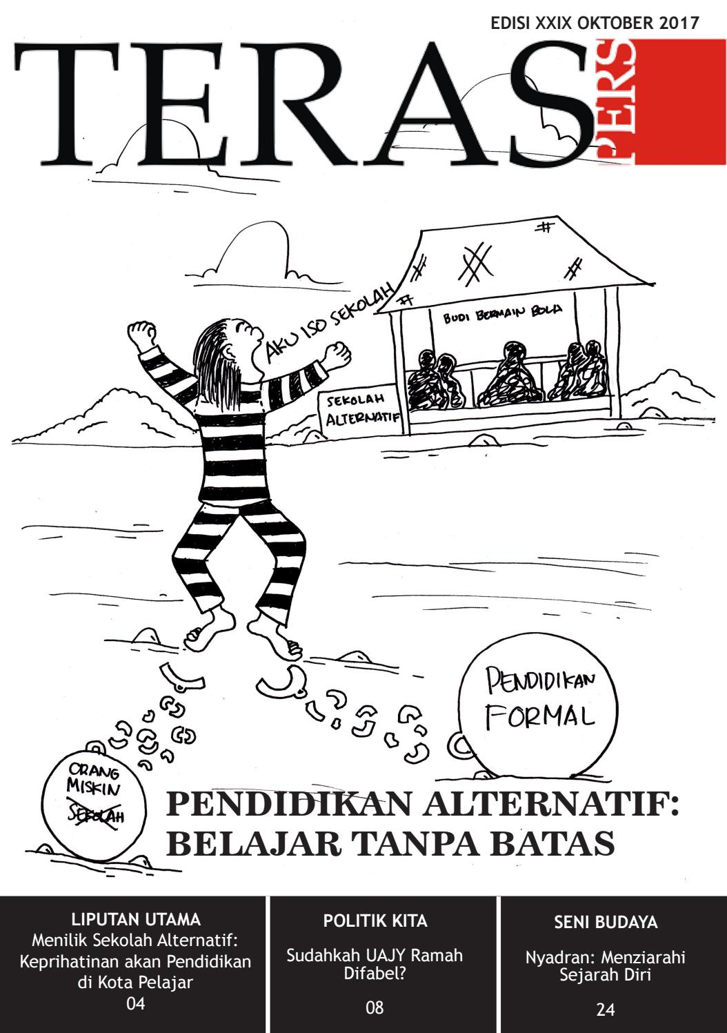 Teras Pers Edisi Xxix By Teras Pers Fisip Uajy Issuu