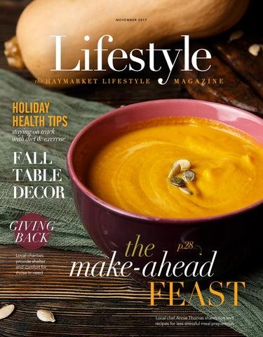 9eef809180 Haymarket Lifestyle Magazine November 2017 by Piedmont Publishing ...
