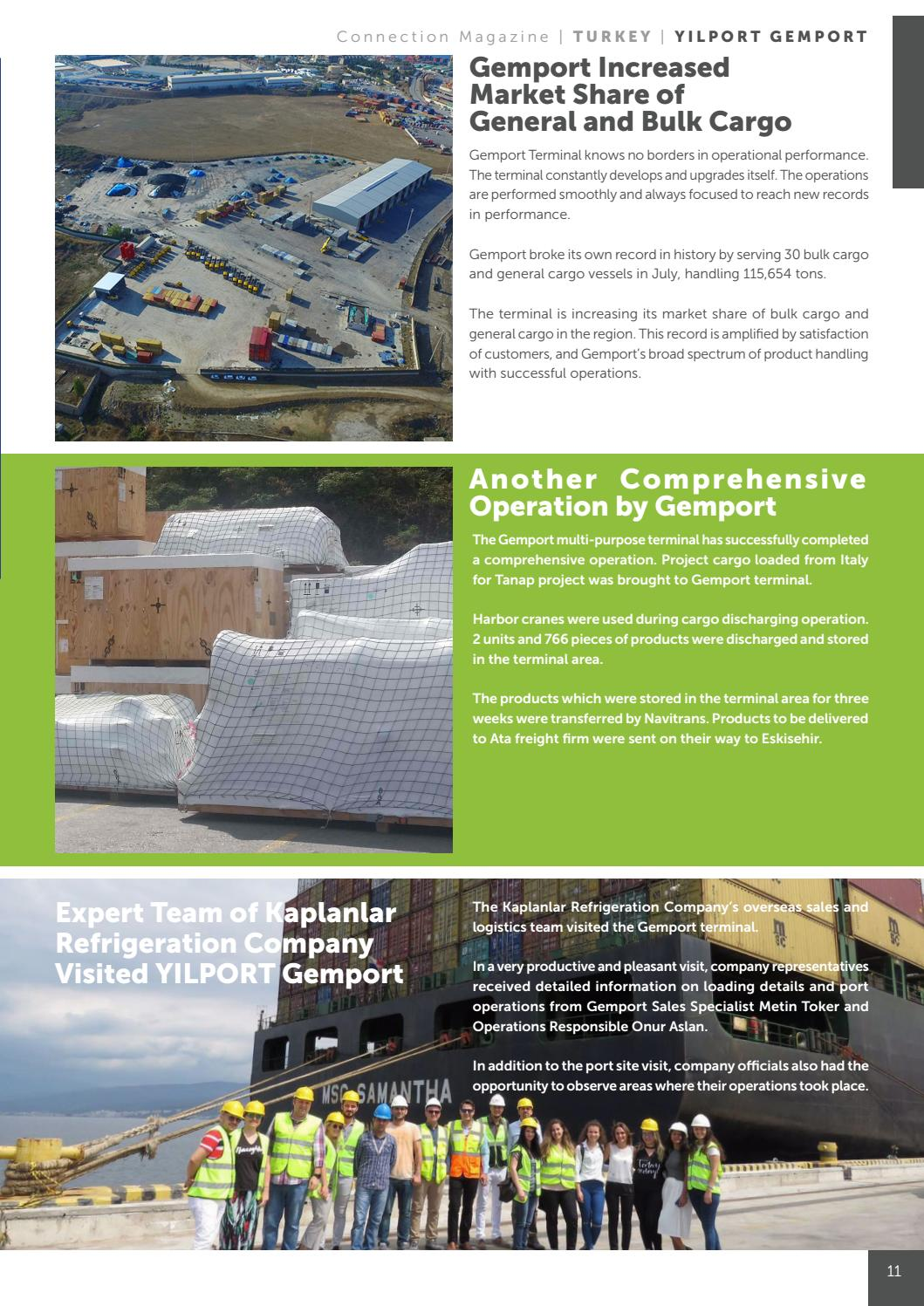 YPH Connection Quarterly Corporate Magazine Q3 2017 by