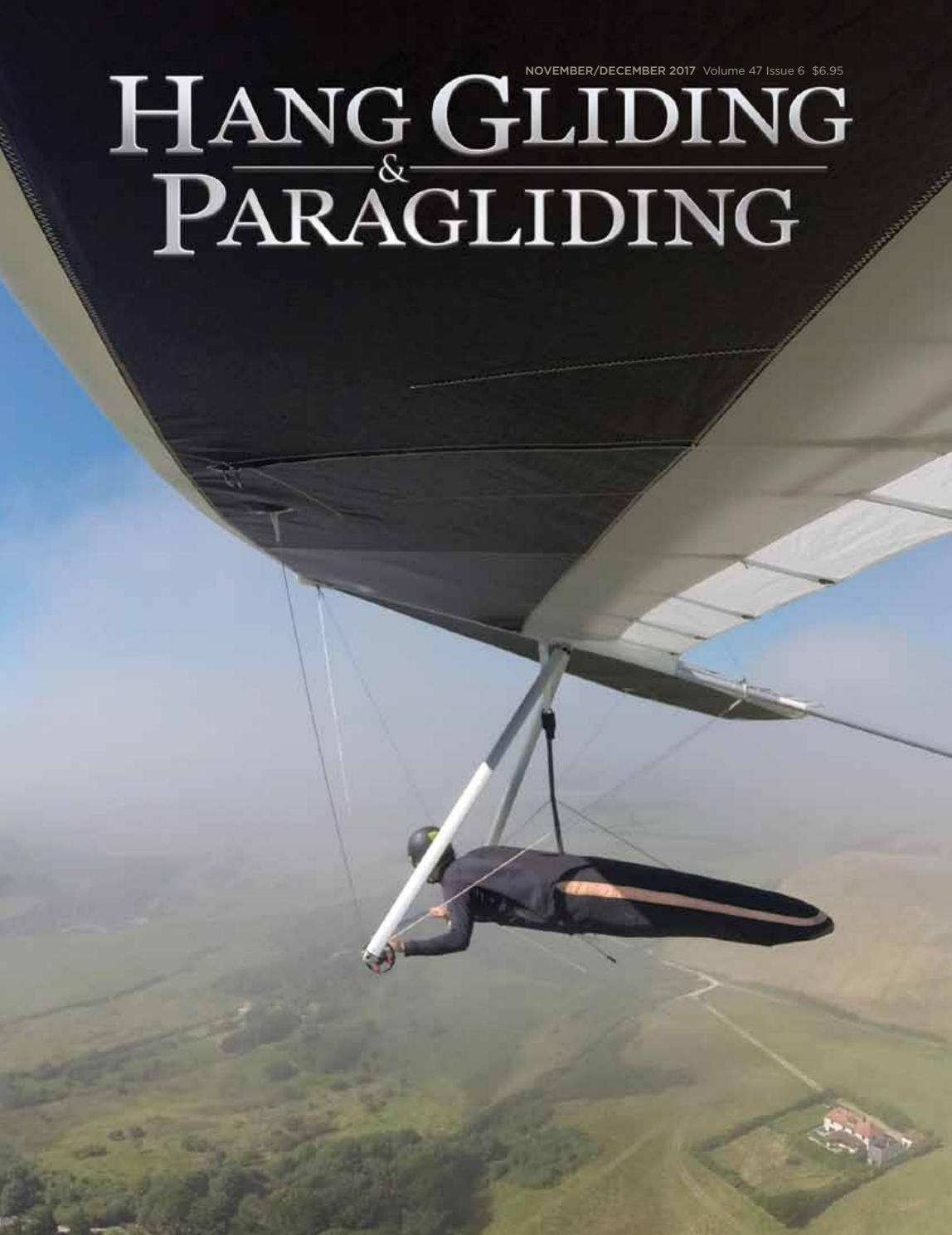 Hang Gliding & Paragliding Vol47-Iss6 Nov-Dec 2017 by US Hang