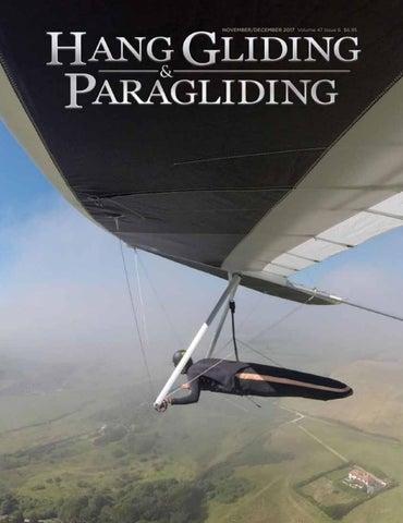 Hang Gliding & Paragliding Vol47-Iss6 Nov-Dec 2017