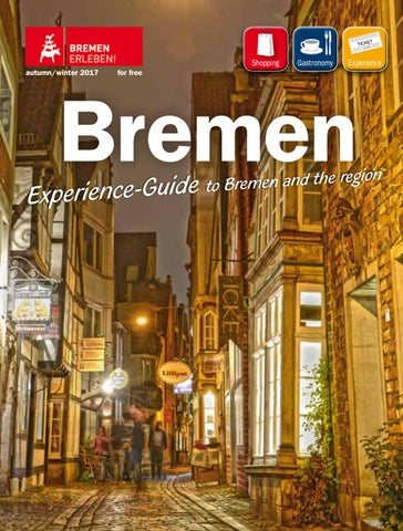 05b57ba991ba3a Experience Guide Bremen HW17 engl Teil 1 by KPS Verlagsgesellschaft ...