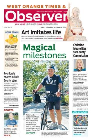10.26.17 West Orange Times & Observer by Orange Observer issuu