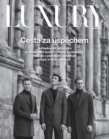 Luxury Business 2017 by LuxuryGuideCZ - issuu af2480c4f2