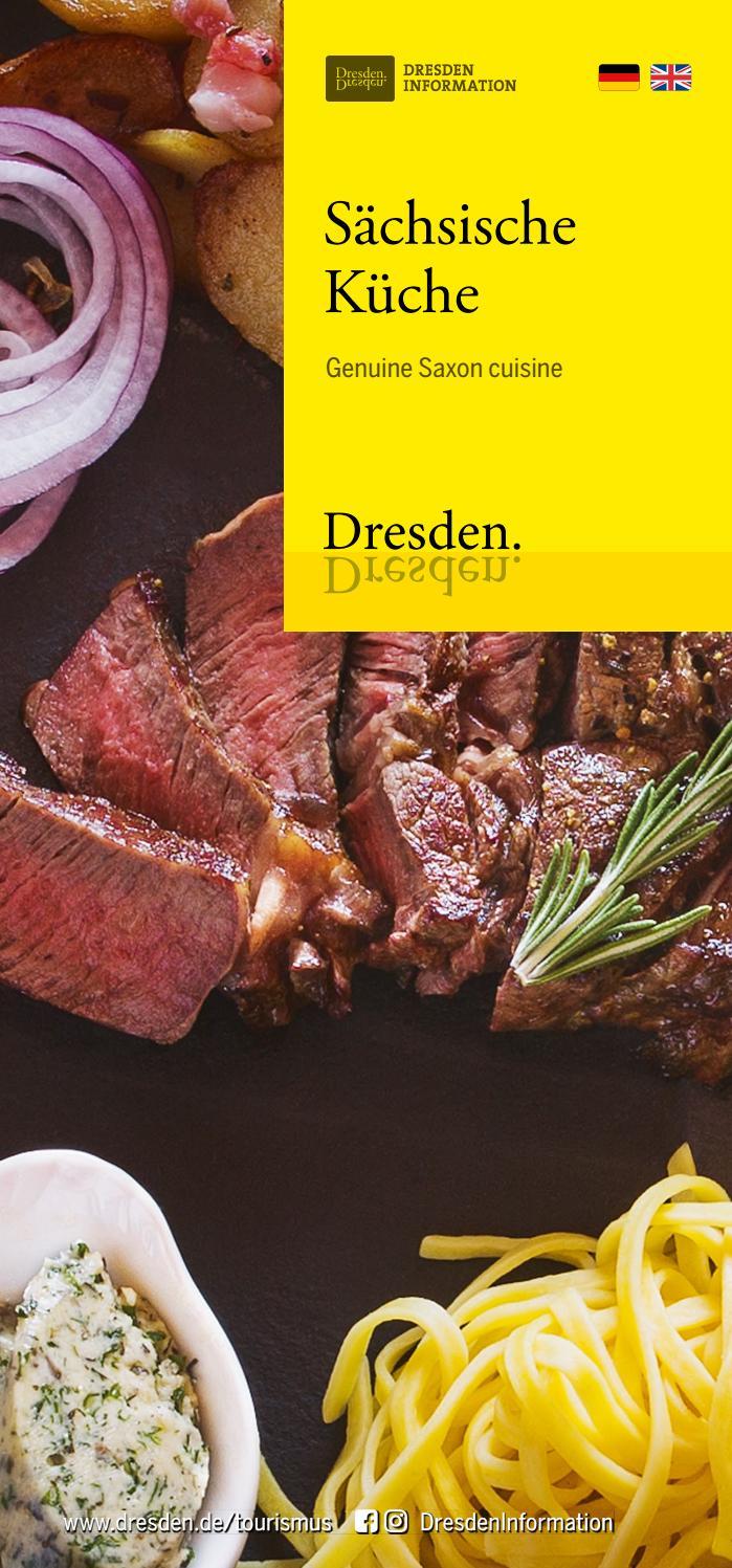 Sächsische Küche by Dresden Information - issuu