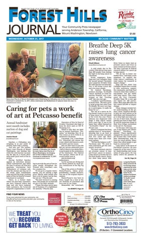 Forest hills journal 102517 by enquirer media issuu page 1 sciox Image collections