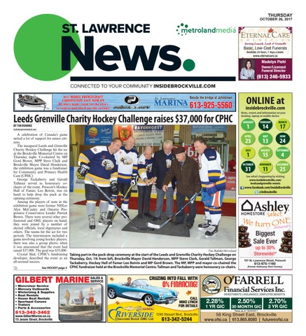 Stlawrence102617 by metroland east st lawrence news issuu page 1 fandeluxe Image collections
