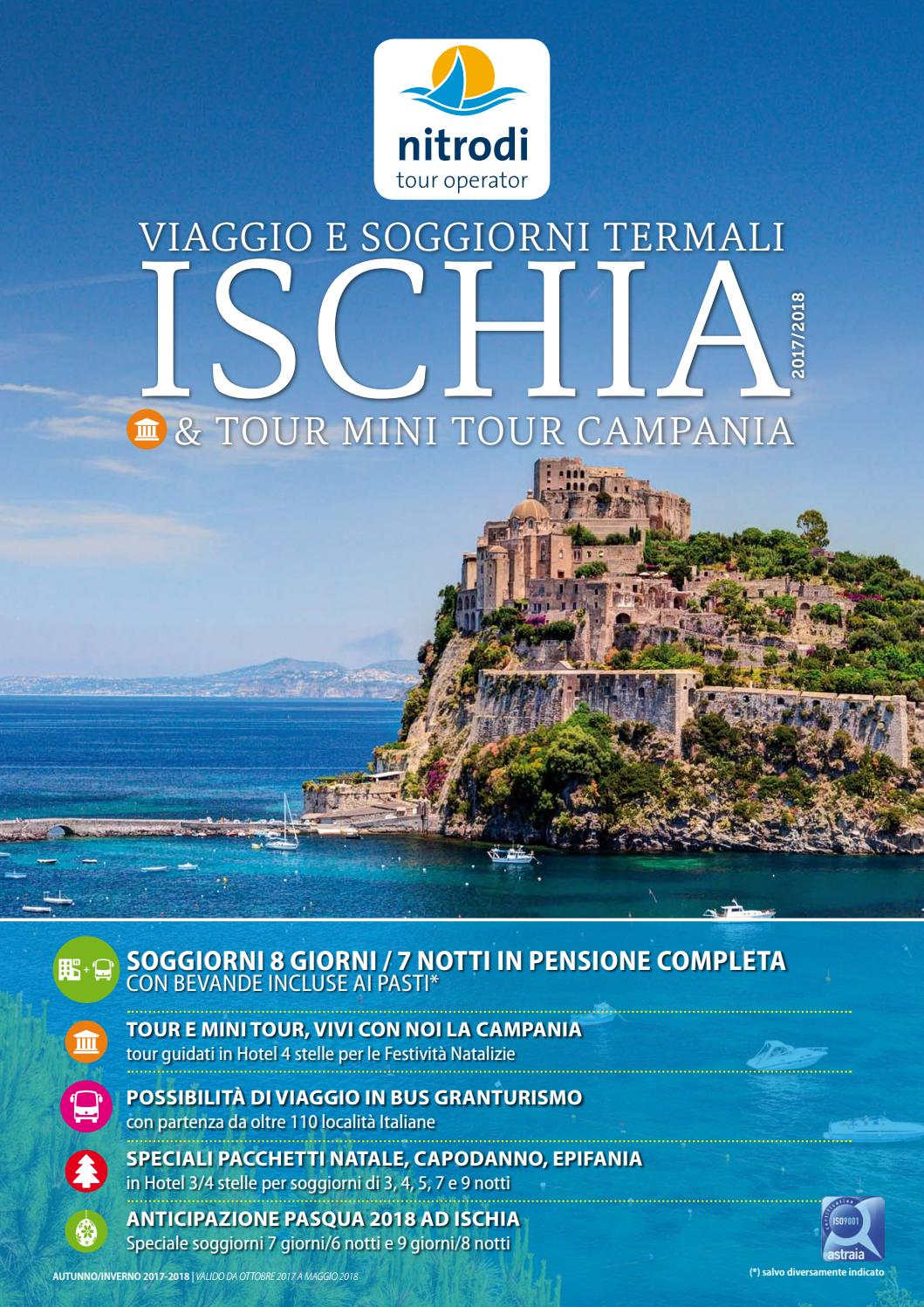 Ischia e Tour Campania - Autunno/Inverno 2017-2018 by ...