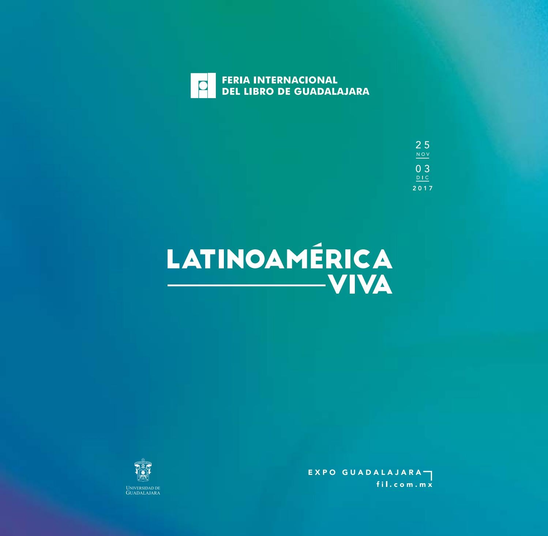 FIL_Latinoamerica_17 by Feria Internacional del Libro de Guadalajara ...