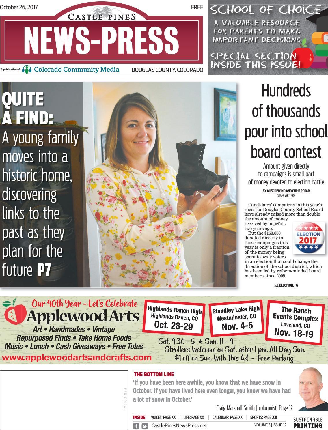 News Press 1026 Community issuu Castle Media Pines by Colorado tsQdChrxB