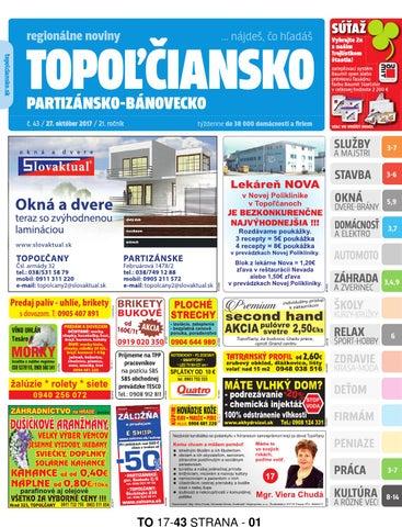 Topolciansko 17-43 by topolciansko topolciansko - issuu d205ee09c51