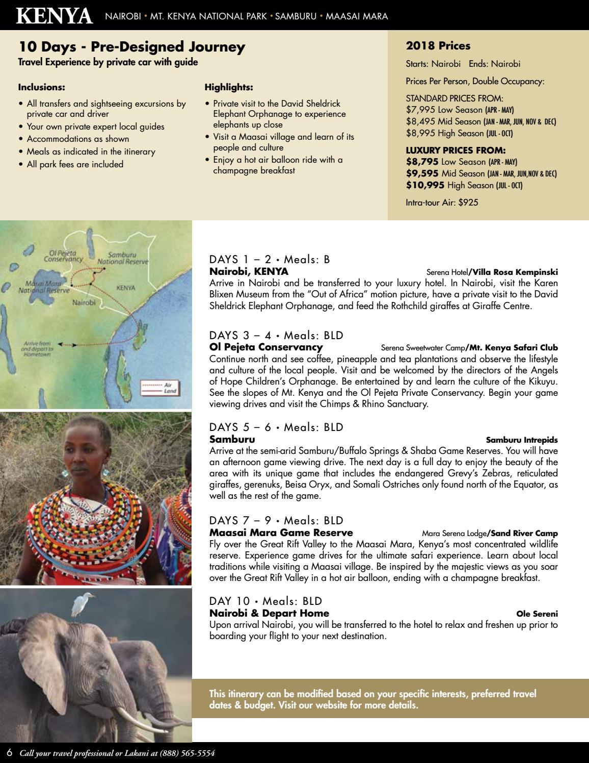 Kenya terms by Lakani World Tours - issuu