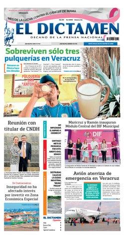 El Dictamen 26 de Octubre de 2017 by El Dictamen - issuu b6f1d9724dd42