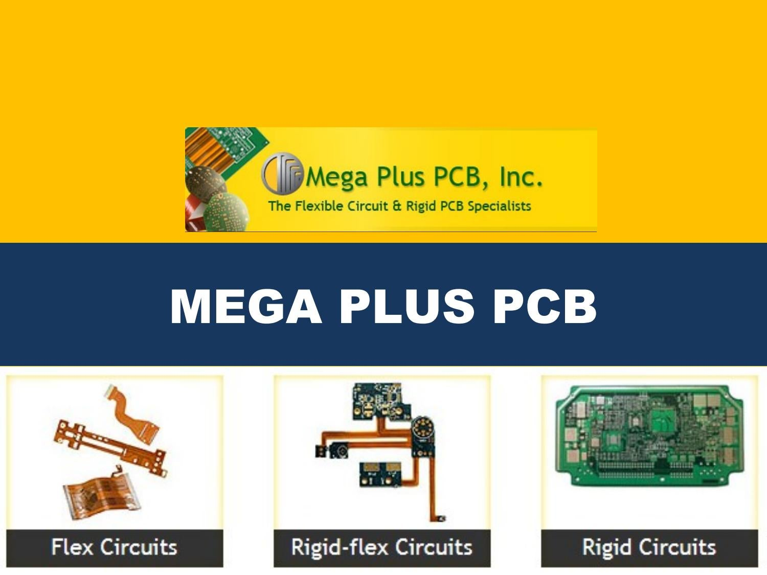 Types And Features Of Flexible Circuits By Megapluspcb Issuu Circuit Boards Pcb Rigid Flex