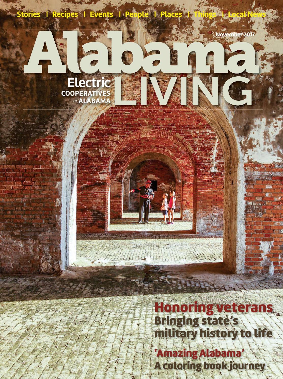 November 2017 Alabama Living By