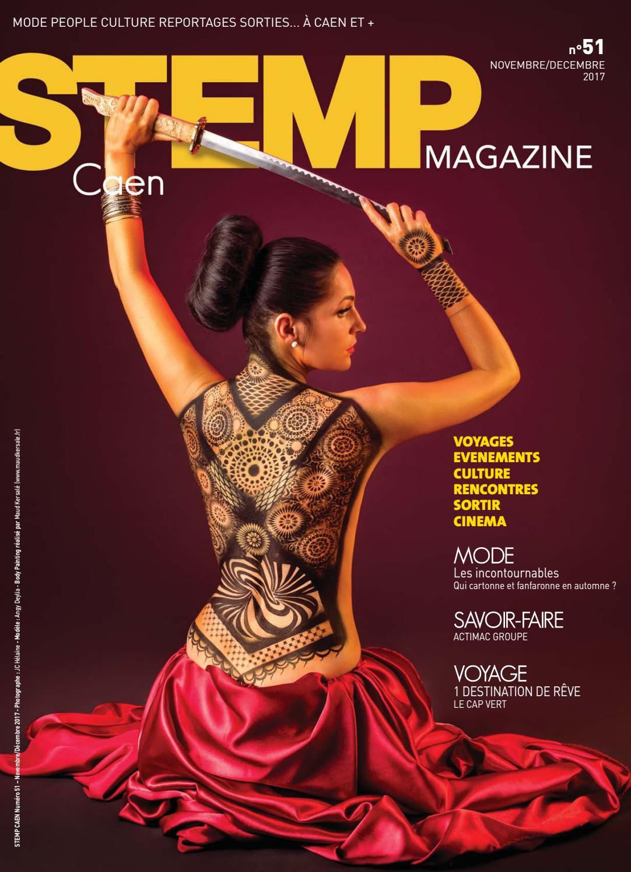 45 stemp magazine caen by stemp magazine - issuu
