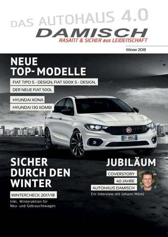 autohaus damisch magazin winter 2018 by autohaus damisch gmbh issuu. Black Bedroom Furniture Sets. Home Design Ideas