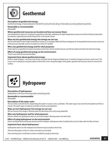 geothermal energy paper