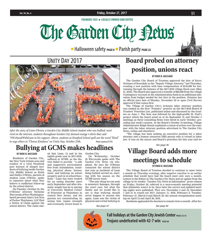 Garden city news 10 27 2017 by litmor publishing issuu reheart Images