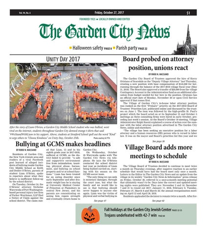 Garden city news 10 27 2017 by litmor publishing issuu page 1 reheart Images