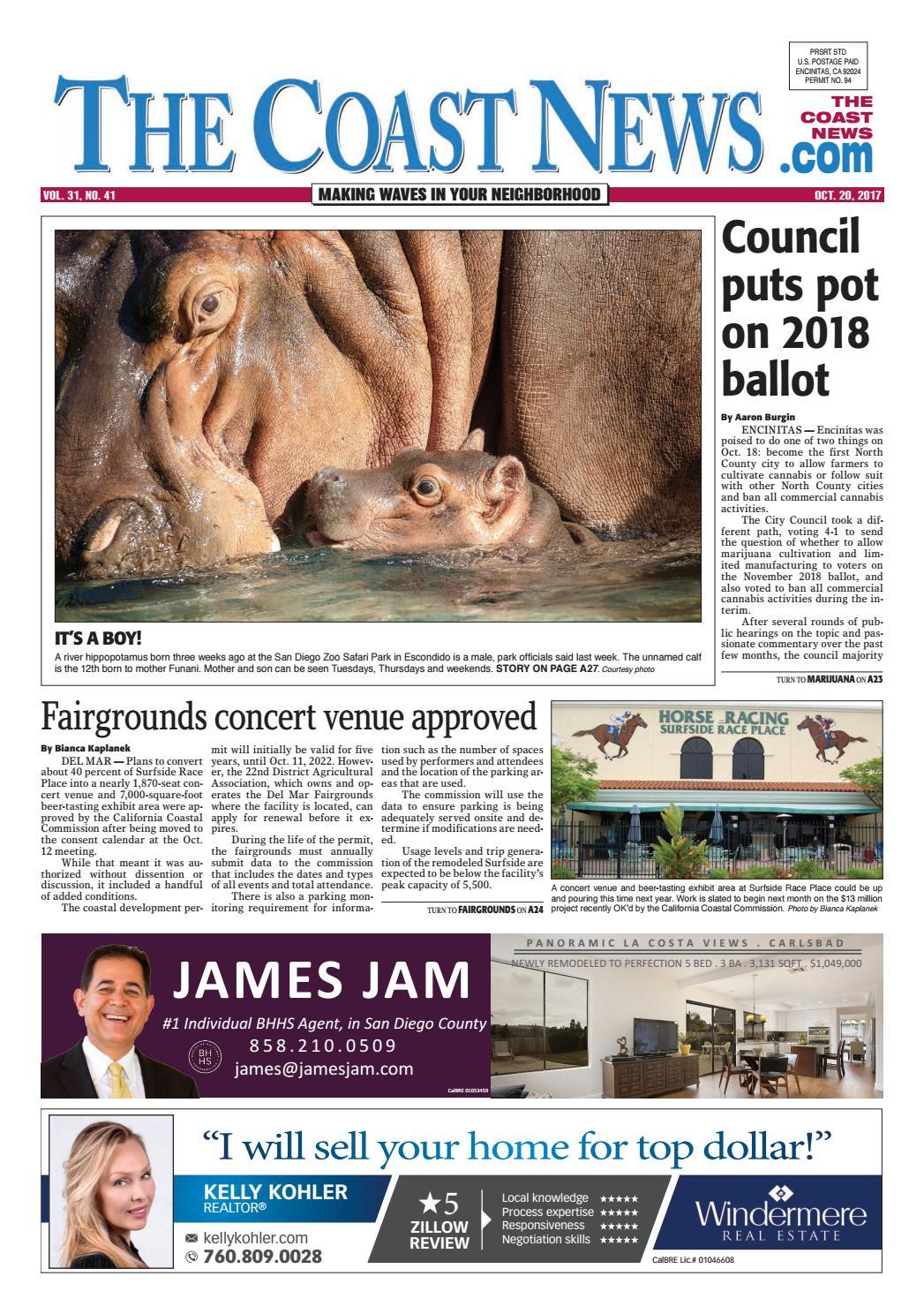 5c5762715 The coast news
