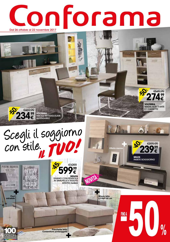 Conforama 22nov by best of volantinoweb issuu - Divano serata conforama ...