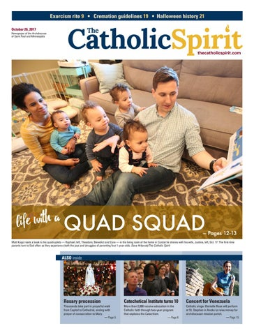 The Catholic Spirit October 26 2017 By The Catholic Spirit