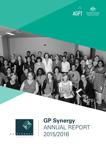 2015 2016 gp synergy annual report by gp synergy issuu rh issuu com