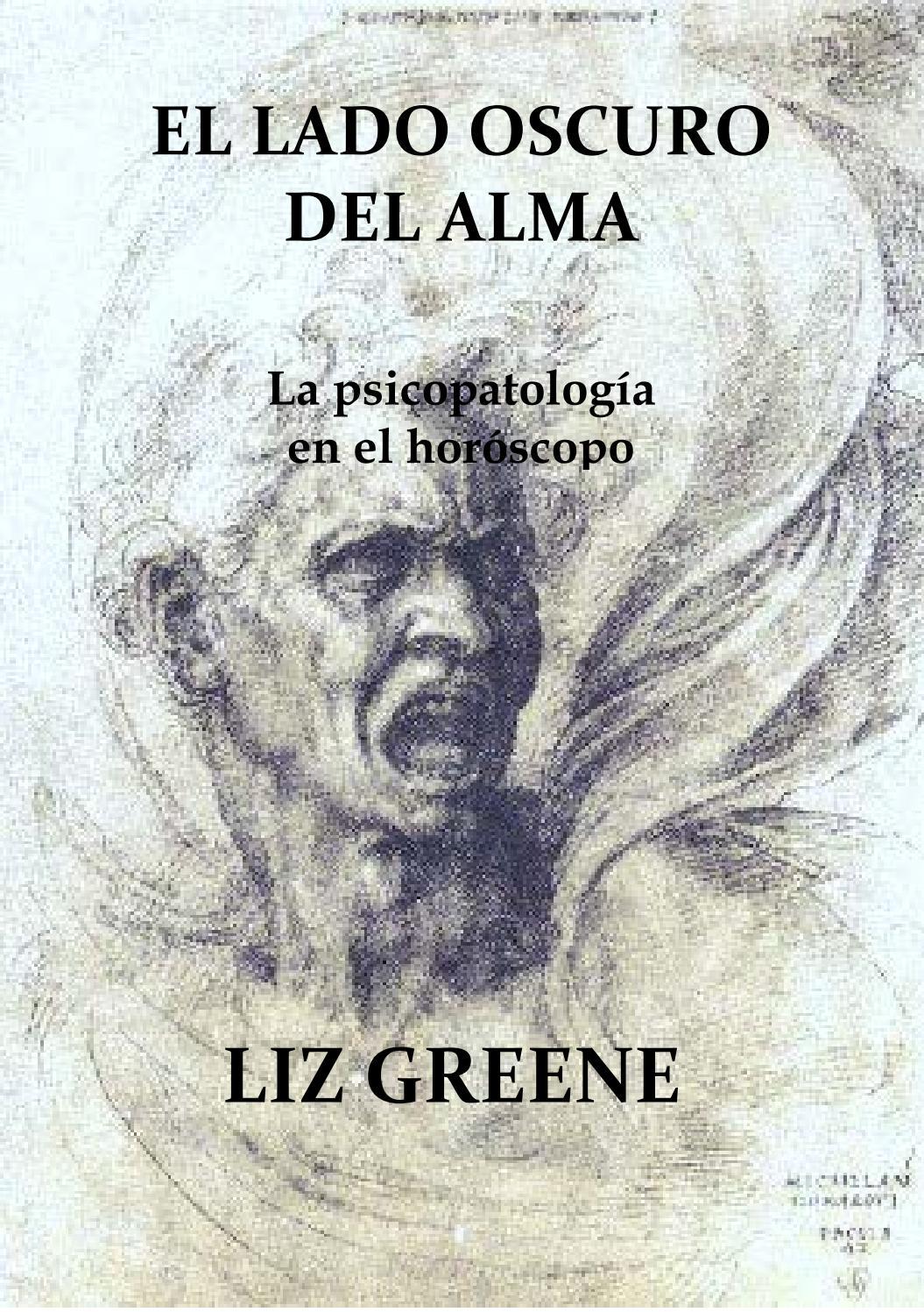 Liz Greene - El lado oscuro del alma by Piotr Library - issuu