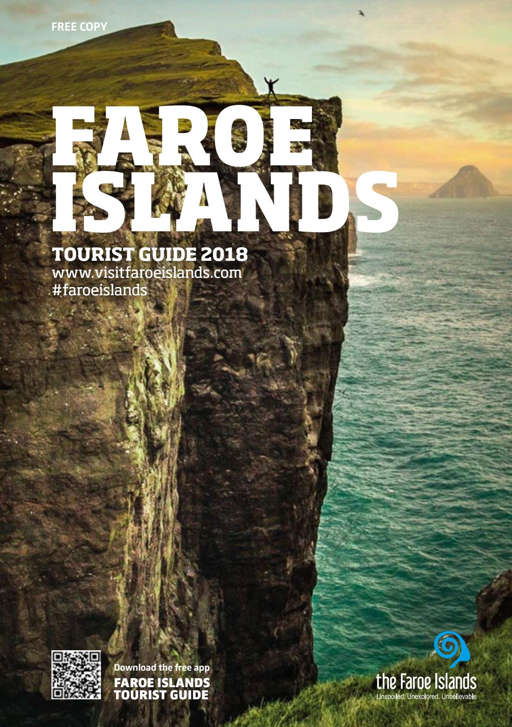 Faroe Islands Tourist Guide 2018 By Visit Issuu Ensure Fos Chocolate Tin 1000 Gr