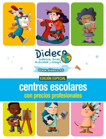 Dideco precios profesional 2017 18 by Dideco - issuu 5a2489fbd10e6