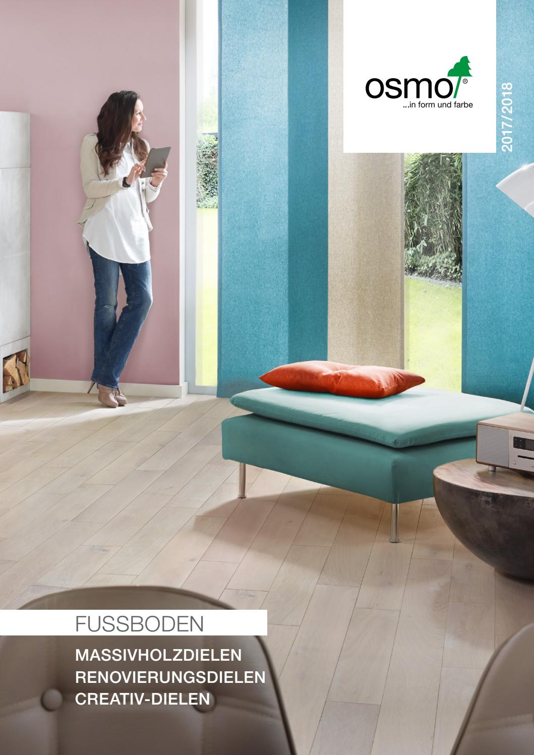 osmo fussboden by kaiser design issuu. Black Bedroom Furniture Sets. Home Design Ideas