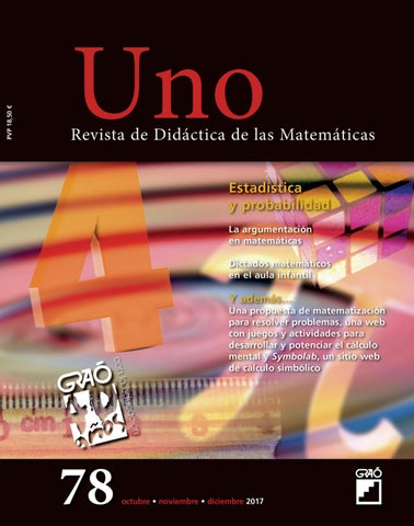 Uno 78 by Editorial Graó - issuu