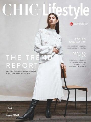 7b4d71cfc315 Chic Lifestyle Nacional, núm. 049, oct/2017 by Chic Magazine CdMx ...
