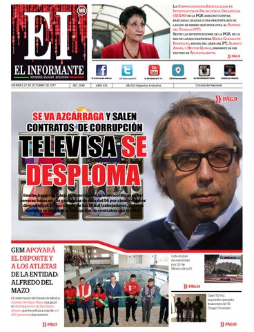 El Informante México 2595 by El Informante México - issuu