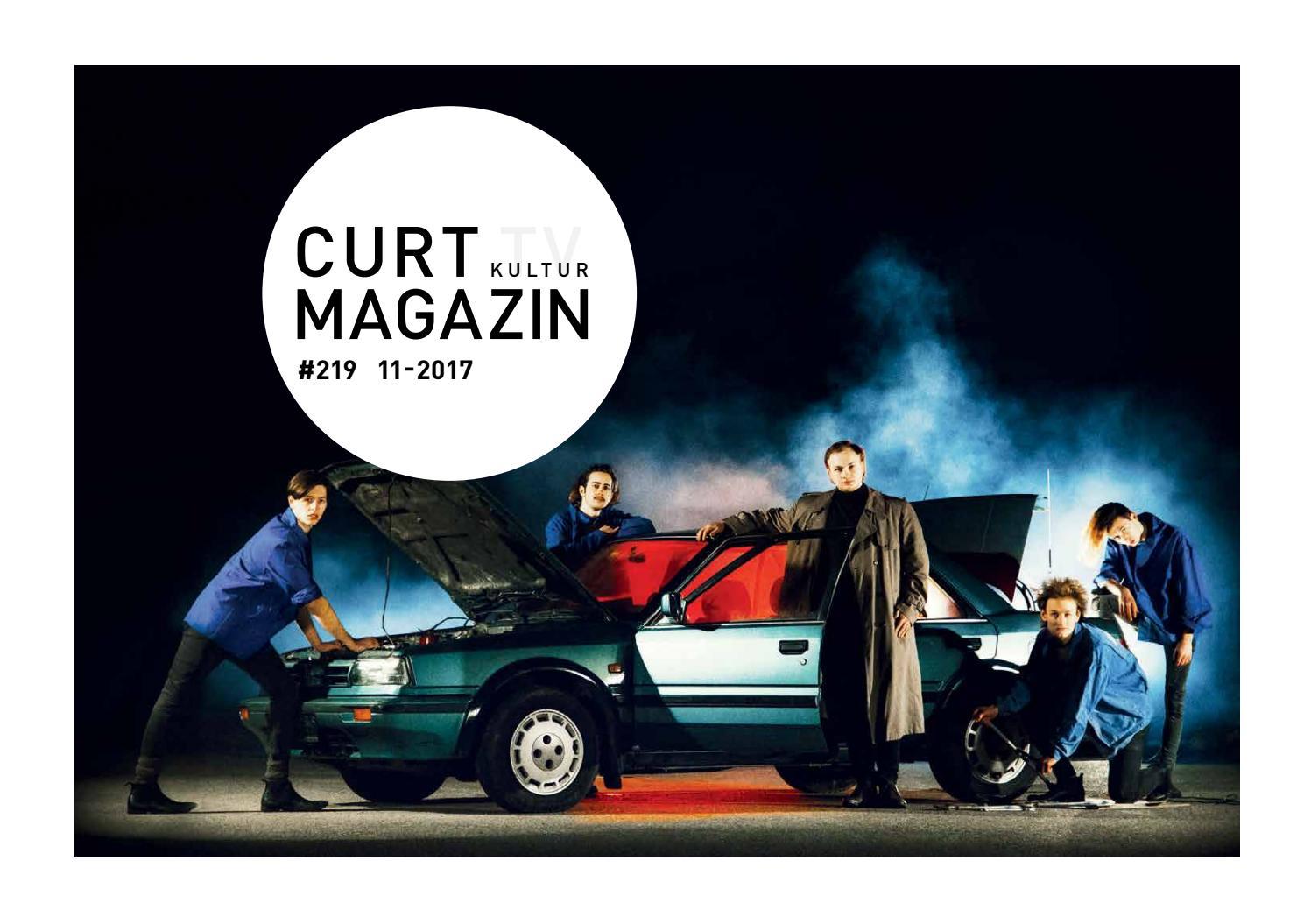 curt N/F/E #219 November 2017 by curt Magazin - issuu