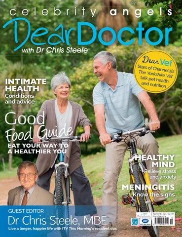 c8369a596ed85 Dear Doctor with Dr Chris Steele 2/17 by Magazine - issuu