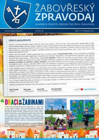 Žabovřeský zpravodaj 11 17 by čekit s.r.o. - issuu 2734ac848d