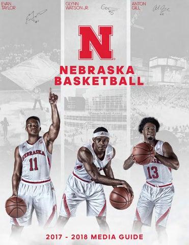 9e2a5492c 2017-18 Nebraska Men s Basketball Media Guide by Shamus McKnight - issuu